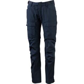 Lundhags Authentic II Pants Women Regular Deep Blue